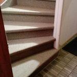 Nadelvlies auf Treppe Verlegen Berlin